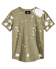 Jaywalker Big Boys Paint-Splatter T-Shirt