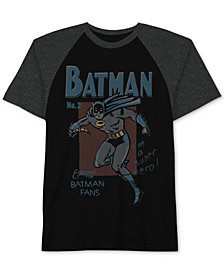 DC Comics Little Boys Batman Graphic T-Shirt