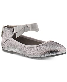 Kenneth Cole Little & Big Girls Rose Bowie Flats