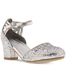 Kenneth Cole Little & Big Girls Sarah Time Sequin Shoes
