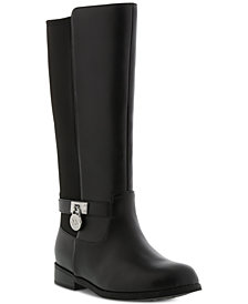 Michael Kors Little & Big Emma Riley Boots