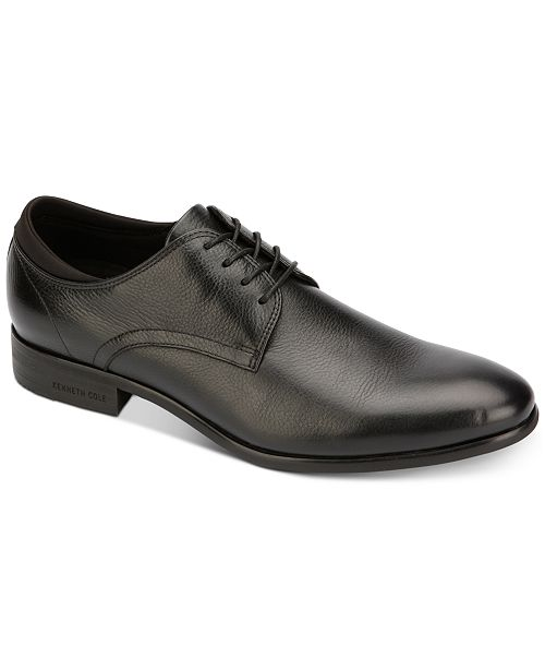 Kenneth Cole New York Kenneth Cole Men's Levin Leather Lace-Up Oxfords