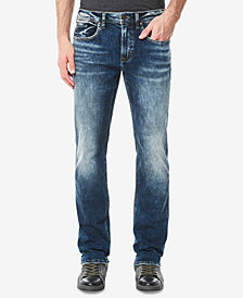 Buffalo David Bitton Men's Straight Fit Buffalo Jeans