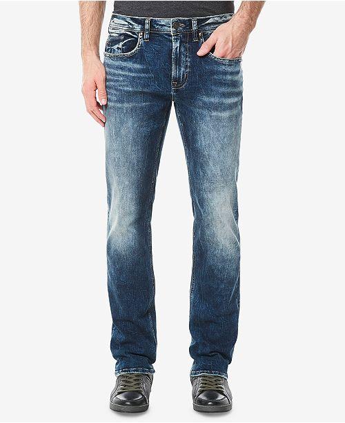 Buffalo David Bitton Men's Straight Fit Buffalo Jeans