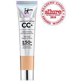IT Cosmetics Your Skin But Better CC+ Cream SPF 50+, 12 ml, Travel Size