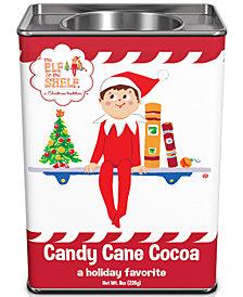 McSteven's Inc. Elf Cocoa Candy Cane Tin