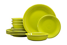 Fiesta Lemongrass 12 PC Classic Set
