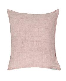Lemmy Linen Feather Cushion