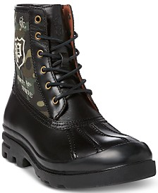 Polo Ralph Lauren Men's Udel Boot