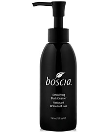 boscia Detoxifying Black Cleanser, 5 oz.