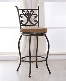 Swiveling Bar Chair, 44.5inches Tall