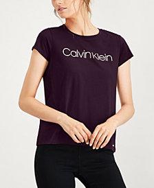 Calvin Klein Metallic Logo T-Shirt