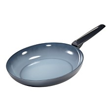 "Moneta Azul Gres Ceramic Non-Stick Forged Aluminum 11.5"" Fry Pan"