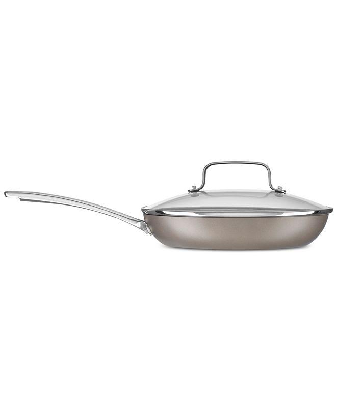 "KitchenAid Architect® Non-Stick 12"" Skillet & Lid, Created for Macy's"