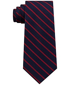 Men's Exotic Stripe Silk Tie
