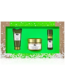 Origins 3-Pc. Plantscription™ Youth Rewewing Musts Gift Set