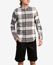RVCA Men's Ludlow Flannel Shirt