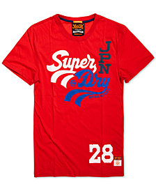 Superdry Men's Triple Swoosh T-Shirt