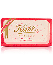 Kiehl's Since 1851 Limited Edition Gently Exfoliating Body Scrub Soap - Grapefruit