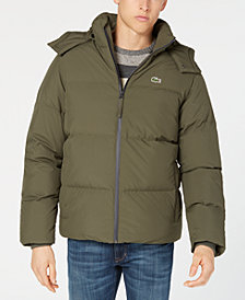 Lacoste Men's Down Puffer Jacket