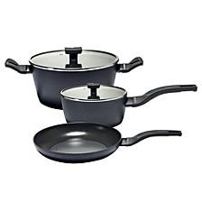 Nova Induction 5-pc Cookware Set