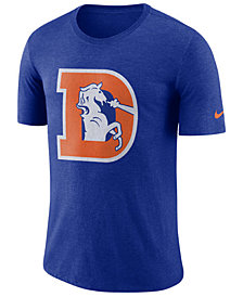 Nike Men's Denver Broncos Historic Crackle T-Shirt