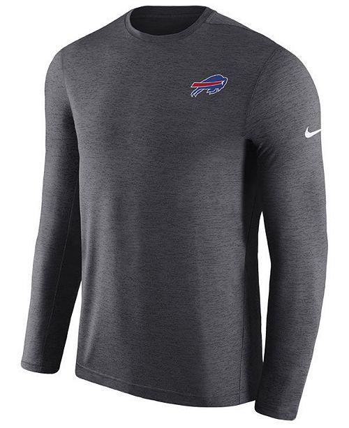 9c0ec64d54a Nike. Men s Buffalo Bills Coaches Long Sleeve Top. Be the first to Write a  Review. main image  main image ...