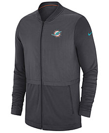 Nike Men's Miami Dolphins Elite Hybrid Jacket