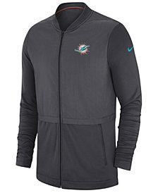 Nike Men's Miami Dolphins Elite Hybrid Jacket