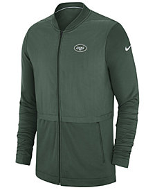 Nike Men's New York Jets Elite Hybrid Jacket
