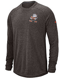 Nike Men's Cleveland Browns Stadium Long Sleeve T-Shirt