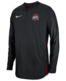 Nike Men's Ohio State Buckeyes Lockdown Jacket