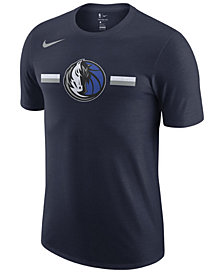 Nike Men's Dallas Mavericks Essential Logo T-Shirt