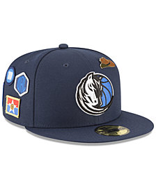 New Era Dallas Mavericks On-Court Collection 59FIFTY FITTED Cap