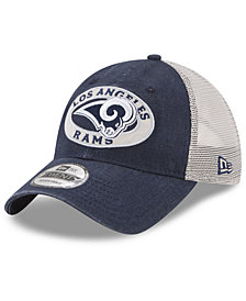 New Era Los Angeles Rams Patched Pride 9TWENTY Cap
