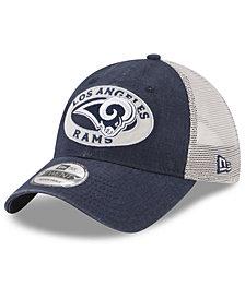 New Era Los Angeles Rams Patched Pride 9TWENTY Cap
