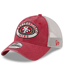 New Era San Francisco 49ers Patched Pride 9TWENTY Cap