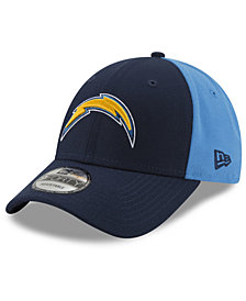 New Era Los Angeles Chargers Team Blocked 9FORTY Cap