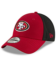 New Era San Francisco 49ers Team Blocked 9FORTY Cap