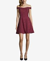 240172408d5 Burgundy Dress  Shop Burgundy Dress - Macy s