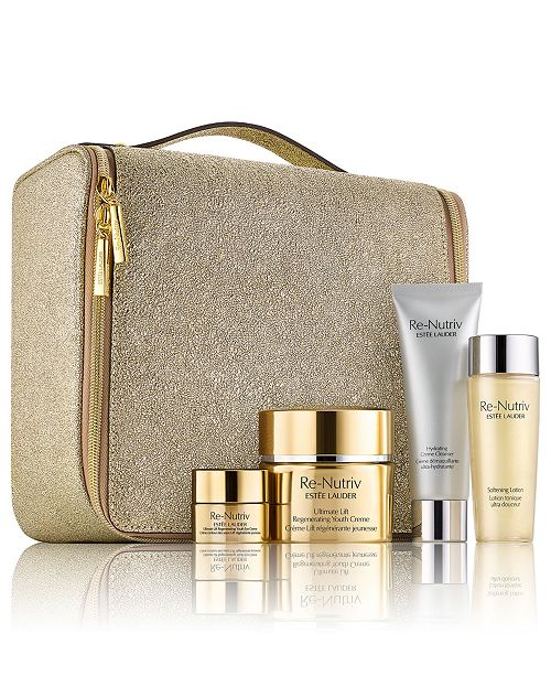 Estee Lauder 5-Pc. The Secret Of Infinite Beauty Ultimate Lift Regenerating Youth For Face Set
