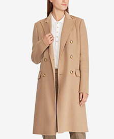 Lauren Ralph Lauren Double-Faced Coat