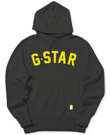 G-Star Raw Men's Graphic Logo Hoodie