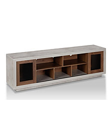 Oonx Industrial TV Stand