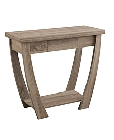 Quaint Storage Console Table
