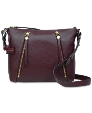 Image of Radley London Fountain Road Pebble Leather Crossbody