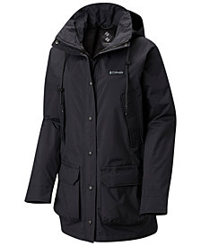 Columbia Decoy 1986 Packable Waterproof Parka