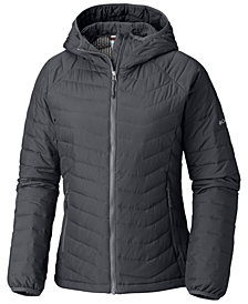 Columbia Oyanta Trail™ Hooded Jacket