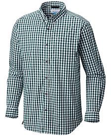Columbia Men's Rapid Rivers II Checked Long-Sleeve Shirt