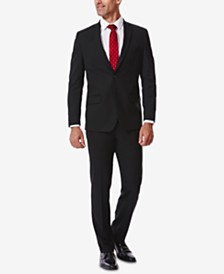 J.M. Haggar Men's Slim-Fit 4-Way Stretch Suit Separates